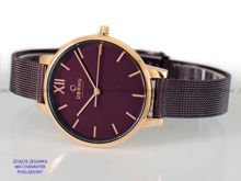 Bransoleta do zegarków Obaku V209L - V209LXVNMN - 12 mm