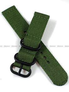 Pasek nylonowy do zegarka - Nato PND2.20.3 - 20 mm