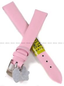 Pasek skórzany do zegarka - Diloy 301.14.13 - 14 mm