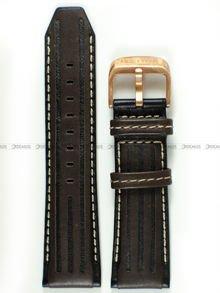 Pasek skórzany do zegarka Festina F16384 - P16384-1 24 mm