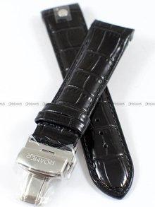 Pasek skórzany do zegarka Roamer - 508822 40 14 05 - 22 mm