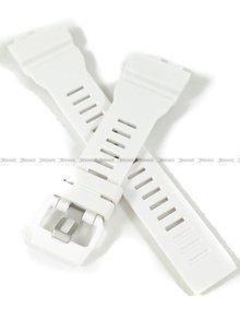 Pasek z tworzywa do zegarków Casio GBA-800-7 oraz GBD-800-7 - 16 mm