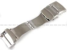 Zapięcie do bransolety zegarka Orient FEU07005BX, FEU07005WX, FEU07007FX, FEU07008DX - klamra Orient KDDQJSS
