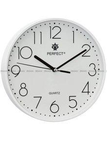 Zegar ścienny Perfect FX-5814 Biały - 23 cm
