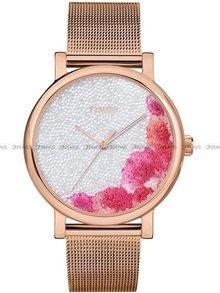 Zegarek Damski Timex Full Bloom TW2U18700