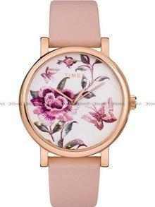 Zegarek Damski Timex Full Bloom TW2U19300