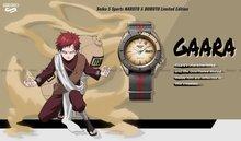 Zegarek Męski Seiko 5 Sports NARUTO & BORUTO - GAARA SRPF71K1 - Limitowana edycja