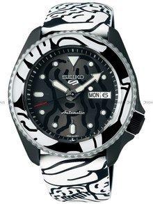 Zegarek Męski Seiko Automatic 5 Sports Auto Moai SRPG43K1 - Edycja Limitowana