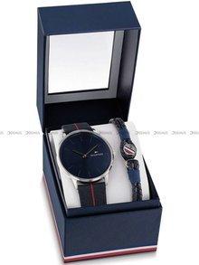 Zegarek Męski Tommy Hilfiger Hendrix 2770108 - Bransoletka w zestawie