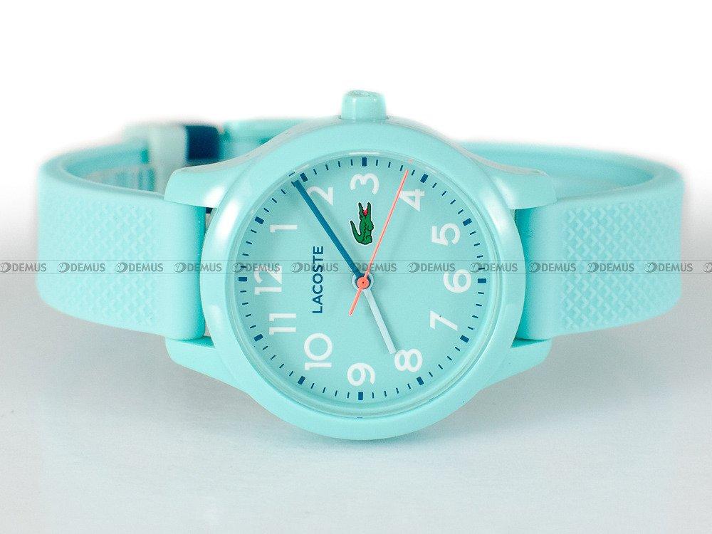 zegarek dziecięcy Lacoste niebieski