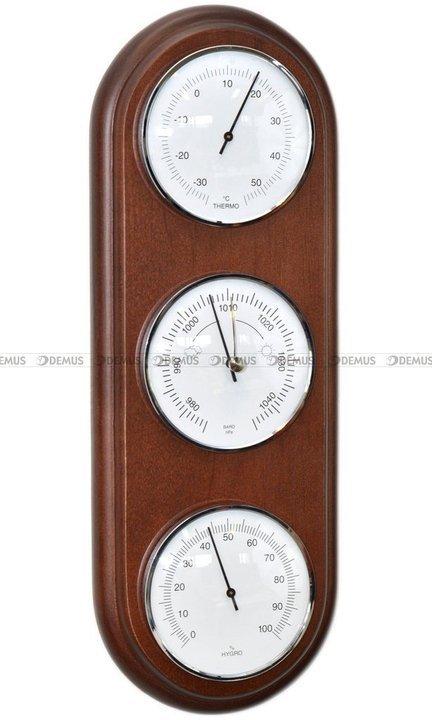Barometr Termometr Higrometr TFA Owal3D-B-N-09-WA