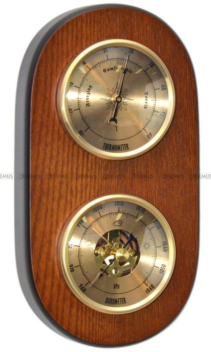 Barometr Termometr MPM E06P.3977.50