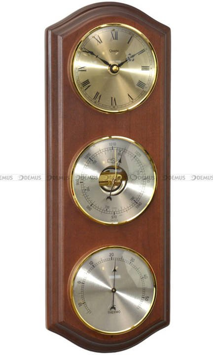 Barometr Termometr Zegar TFA RobertZegar-N-09-WA