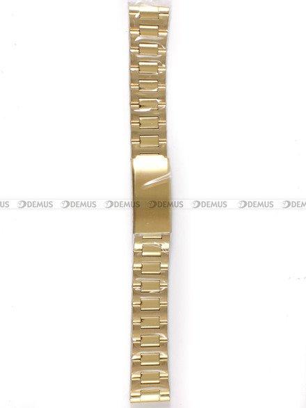 Bransoleta do zegarka Bisset - BBG.11.18 - 18 mm