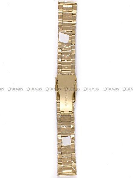 Bransoleta do zegarka Bisset - BBG.13.20 - 20 mm