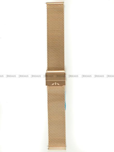Bransoleta do zegarka Bisset - BBRG.41.18 - 18 mm