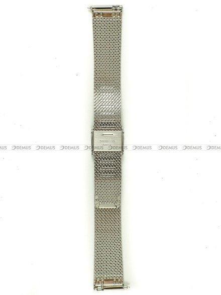 Bransoleta do zegarka Bisset - BBSR.63.16-SR - 16 mm