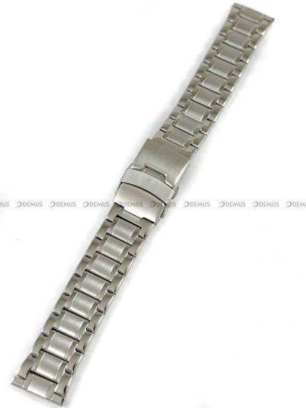 Bransoleta do zegarka - Demus BSS.S2.20 - 20 mm
