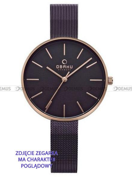 Bransoleta do zegarków Obaku V211L - V211LXVNMN - 12 mm