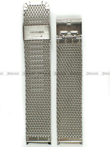 Bransoleta stalowa mesh do zegarka - Bra14 - 20 mm