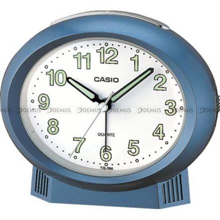 Budzik kwarcowy wskazówkowy Casio TQ 266 2EF