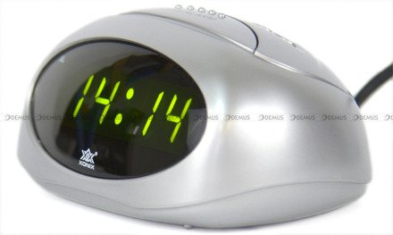 Budzik sieciowy Xonix 0623-Green