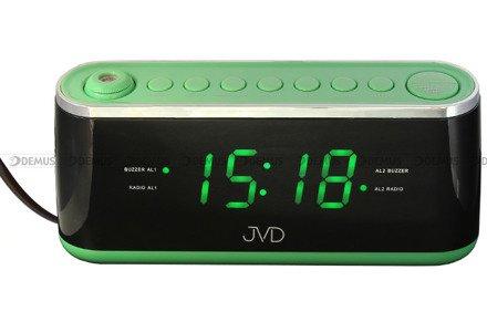Budzik sieciowy z radiem JVD SB97.2
