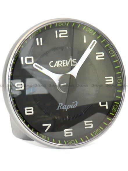 Budzik wskazówkowy Carevis C08-SRBK
