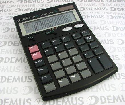 Kalkulator Citizen CT-666