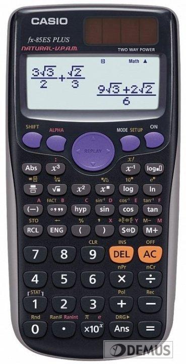 Kalkulator Naukowy FX 85ES PLUS S