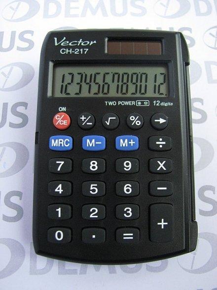 Kalkulator Vector CH-217