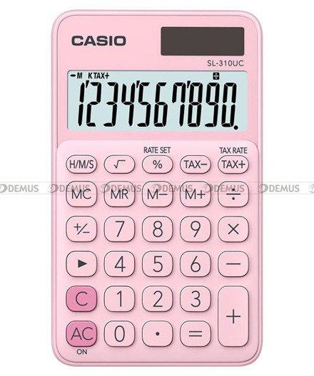 Kalkulator biurowy Casio SL-310UC-PK-S