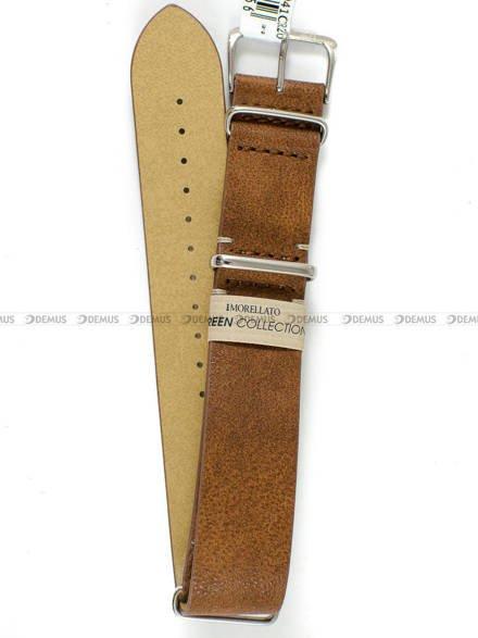 Pasek Green Collection do zegarka - Morellato A01X5277C14041CR20 - 20 mm