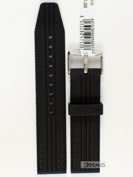 Pasek do zegarka - Morellato A01U3606556019 22mm