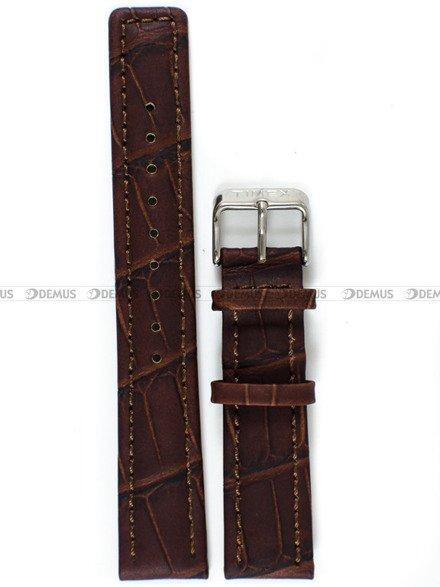 Pasek do zegarka Timex T2E581 - P2E581 - 20 mm