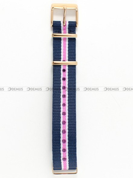 Pasek do zegarka Timex TW2P91500 - PW2P91500 - 18 mm