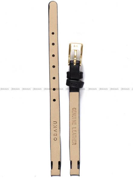 Pasek do zegarków Obaku V110L - V110LGIRB - 6 mm