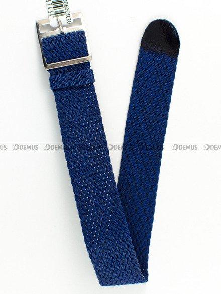 Pasek materiałowy do zegarka - Morellato A01U0054150060 - 20 mm