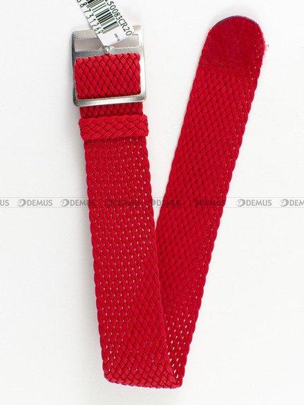 Pasek materiałowy do zegarka - Morellato A01U0054150083 - 20 mm