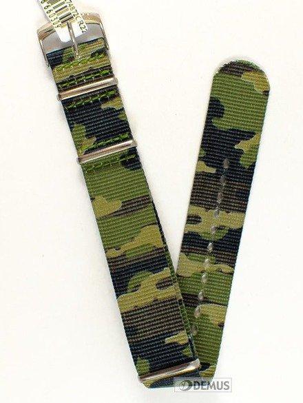 Pasek nylonowy do zegarka - Morellato A01U3972A74872 22 mm