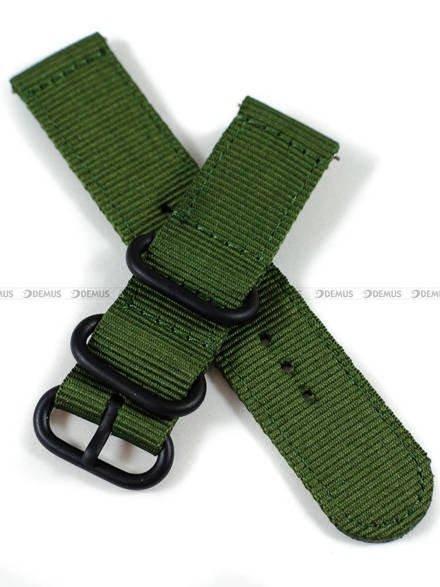 Pasek nylonowy do zegarka - Nato PND2.22.3 - 22 mm
