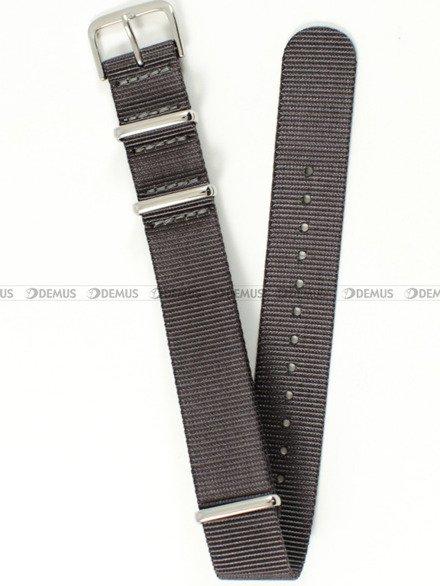 Pasek nylonowy do zegarka - Nato PNN1.18.2 - 18 mm