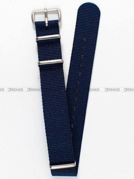 Pasek nylonowy do zegarka - Nato PNN2.18.5 - 18 mm