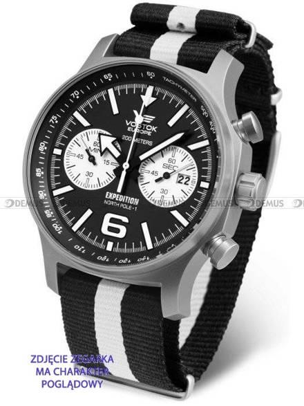 Pasek nylonowy do zegarka Vostok Expedition North Pole 6S21-5955199 - 24 mm