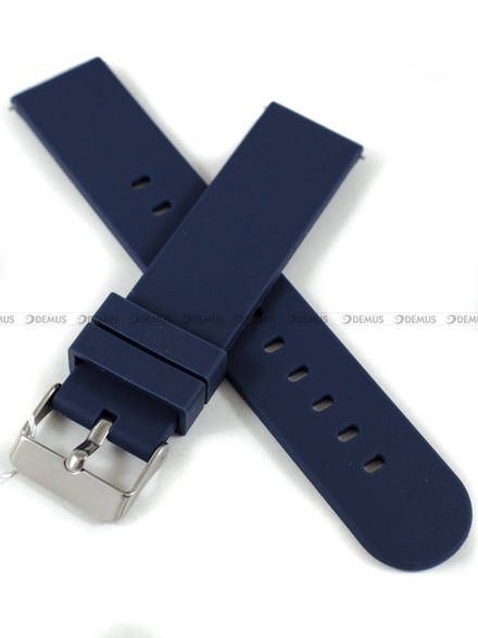 Pasek silikonowy do smartwatcha Vector Smart - VCTR-20-S1NB - 20 mm