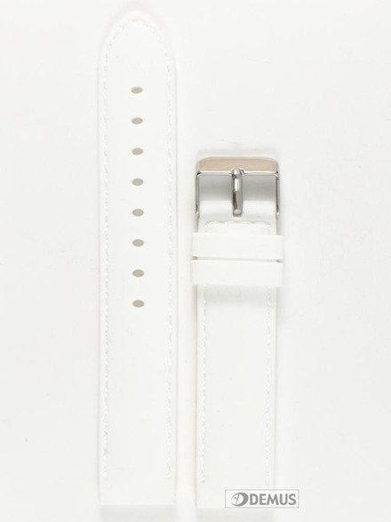 Pasek silikonowy do zegarka - Chermond PG1.20.7.7.1 - 20 mm