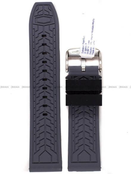 Pasek silikonowy do zegarka - Morellato A01X4797187819 - 24 mm