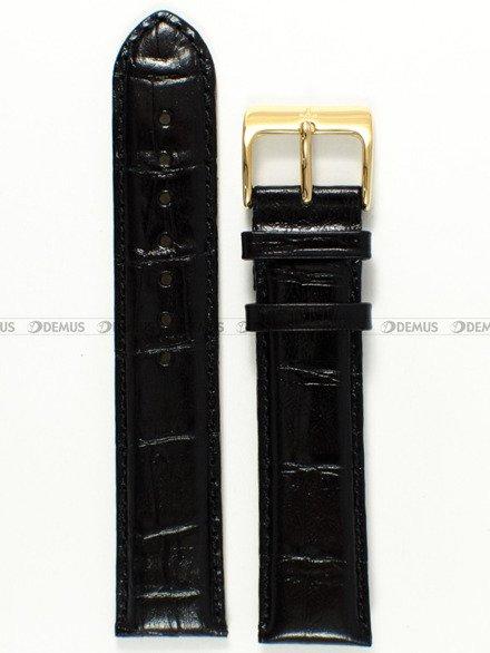 Pasek skórzany do zegarka Atlantic - ATL.L168.01.21G - 21 mm