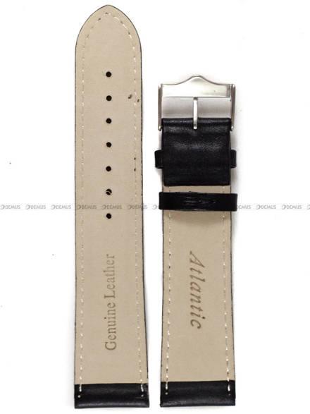 Pasek skórzany do zegarka Atlantic - ATL.L190.01.22S - 22 mm