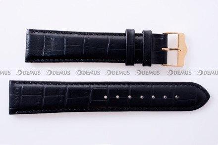 Pasek skórzany do zegarka Atlantic - L190.01.20G - 20 mm